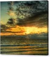 Gentle Dawn Canvas Print
