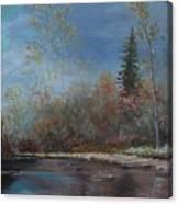 Gentle Stream - Lmj Canvas Print