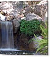 Gentle Waterfall Canvas Print