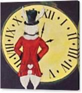 Gentleman Caller Canvas Print