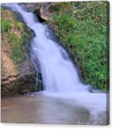 Gently Flowing Canvas Print