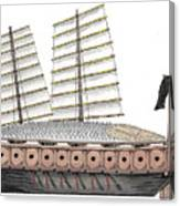 Geobukseon Canvas Print
