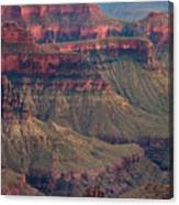 Geological Formations North Rim Grand Canyon National Park Arizona Canvas Print