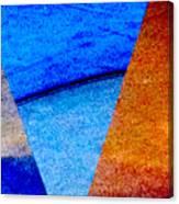 Geometric 2b  Abstract Canvas Print