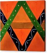 Geometric Abstract II Canvas Print