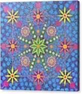 Geometry Of An Arkana Canvas Print