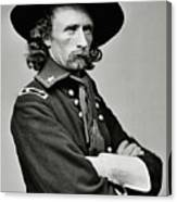 General George Armstrong Custer Canvas Print