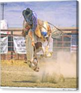 George Barton Mcdermitt Nevada 2008 Canvas Print
