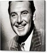 George Brent, Vintage Actor Canvas Print