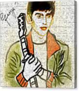 George Harrison - 1 Canvas Print