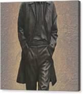 George Harrison N F Canvas Print