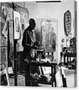 Georges Braque (1882-1963) Canvas Print