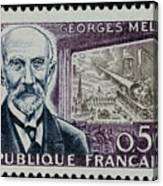 Georges Melies (1861-1938) Canvas Print