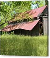 Georgia Barn Canvas Print