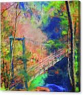 Georgia Gorge Canvas Print