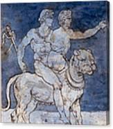 Gericault: Bacchus & Ariadne Canvas Print