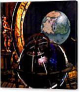 German World Atlas Canvas Print