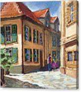 Germany Baden-baden 04 Canvas Print