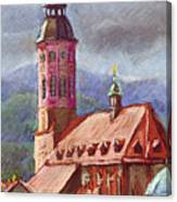 Germany Baden-baden 05 Canvas Print