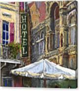 Germany Baden-baden 07 Canvas Print