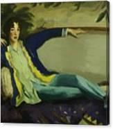 Gertrude Vanderbilt Whitney 1916 Canvas Print