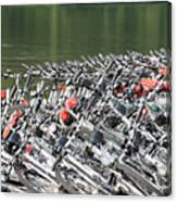 Get Ready To Ride Canvas Print