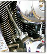 Get Your Motor Running Canvas Print