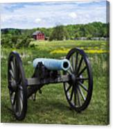 Gettysburg National Military Park Canvas Print