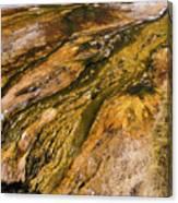 Geyser Basin Springs 2 Canvas Print