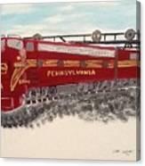 Gg1 Pennsylvania Canvas Print