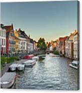 Ghent2 Canvas Print