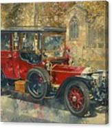 Ghost - Hawton Canvas Print