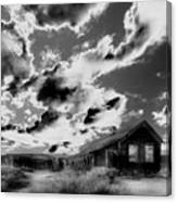 Ghost House Canvas Print