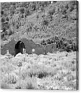 Ghost Of Colorado Canvas Print