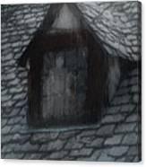 Ghost Rain Canvas Print
