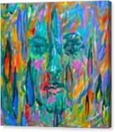 Ghost Tears Canvas Print