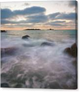 Ghost Tides Canvas Print