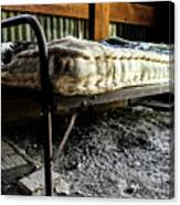 Ghost Town Accommodations  Canvas Print