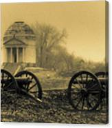 Ghosts Of Vicksburg Canvas Print