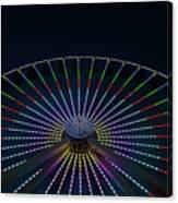 Giant Wheel Ferris Wheel Canvas Print