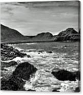 Giant's Causeway 5 Canvas Print