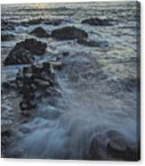 Giant's Sunset Canvas Print