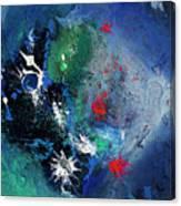 Gibbous Canvas Print