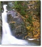 Gibbs Falls Presidential Range Canvas Print