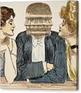 Gibson Girls, 1903 Canvas Print