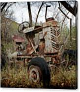 Gibson Tractor Canvas Print