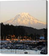 Gig Harbor Canvas Print