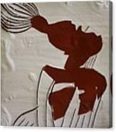 Gigi - Tile Canvas Print