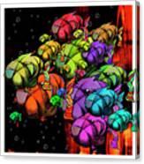 Tanked - Possumponderouspottomas Canvas Print
