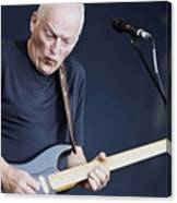 Gilmour #003 By Nixo Canvas Print